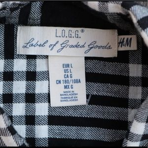 Other - Short Sleeve Flannel